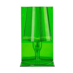 Lampička Take, zelená