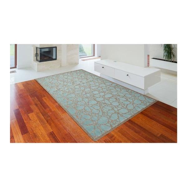 Vysoce odolný koberec vhodný do exteriéru Floorita Fiore,135x190cm
