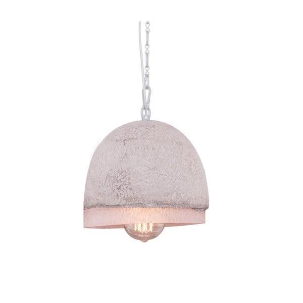 Závěsné světlo s mramorovým stínítkem Fesh, 20 cm