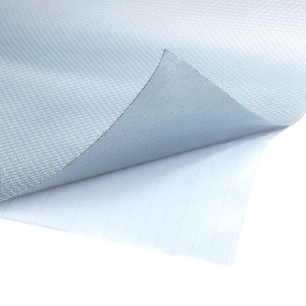 Produktové foto Šedá samolepicí protiskluzová podložka do zásuvky Wenko Anti Slip Mat, 150x50cm