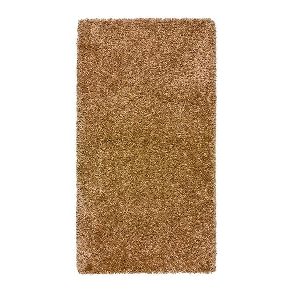 Karamelově hnědý koberec Universal Aqua, 133 x 190 cm