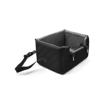Geantă pentru transportat câinele în mașină Marendog Travel, 40 x 47 x 25 cm, negru de la Marendog