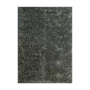 Vlněný koberec Dutch Carpets Aukland Black Mix, 160x230cm