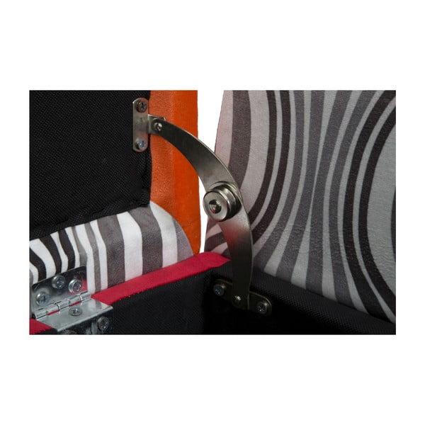 Lavice s úložným prostorem  Mauro Ferretti Cartagine