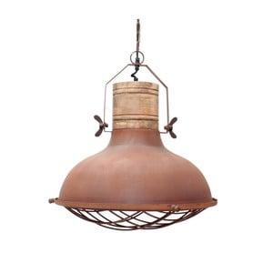Kovové stropní svítidlo LABEL51 Grid, ⌀52cm