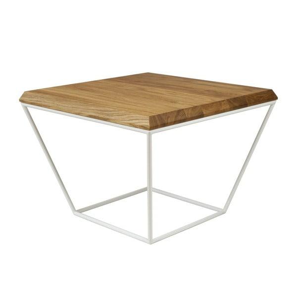 Odkládací stolek Diamond White