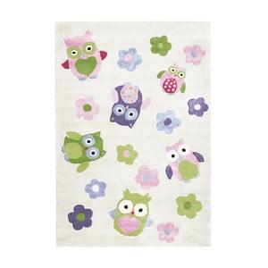 Covor pentru copii Happy Rugs Holly Owls, 120x180 cm