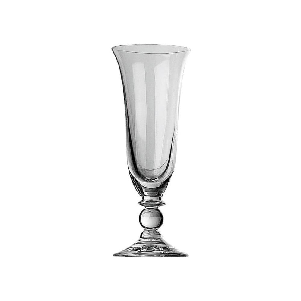 Vysoká sklenice z křišťálového skla Côté Table Piano, 160 ml