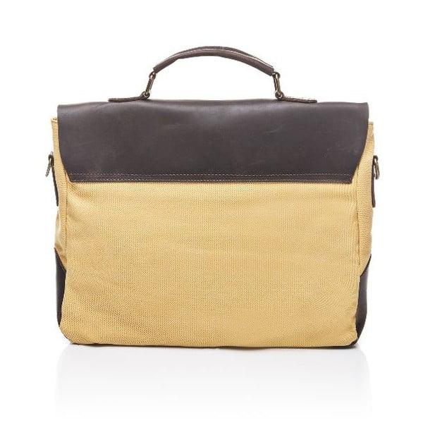 Pánská taška Ferruccio Laconi 5002 Yellow