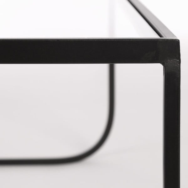 Odkládací stolek Board, 84x84x35 cm