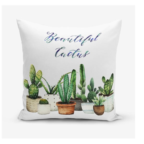 Față de pernă Minimalist Cushion Covers Polly, 45 x 45 cm