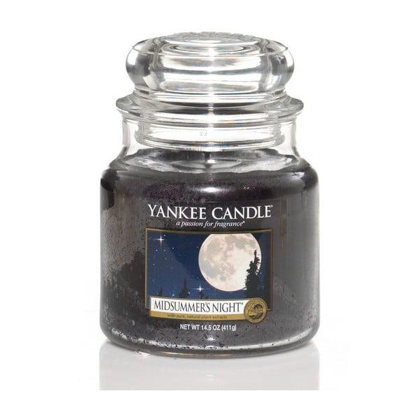 Vonná svíčka Yankee Candle, Letní noc