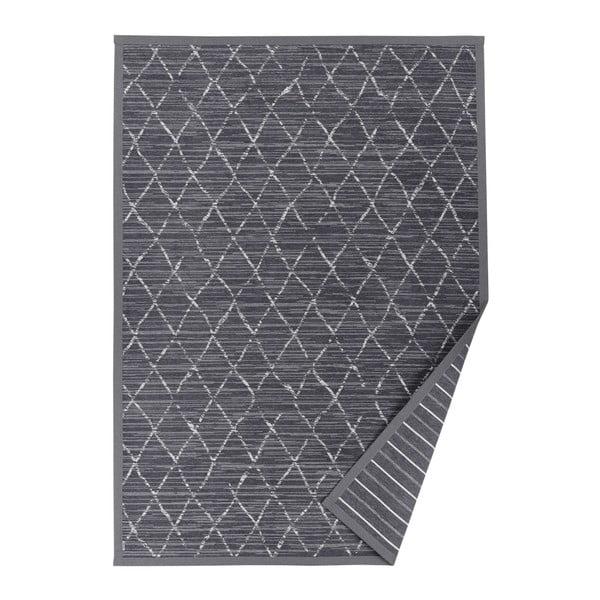 Vao szürke mintás kétoldalas szőnyeg, 160 x 230 cm - Narma