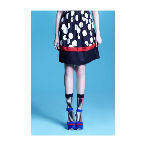 Ponožky Portia Red Ankle, vel. 39-42
