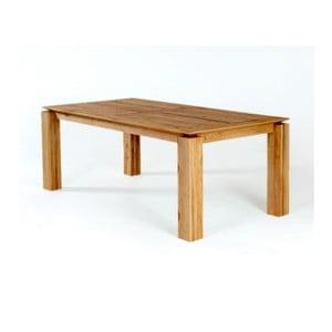Jídelní stůl z olšového dřeva Mazzivo Linia 52.1, 250x100cm