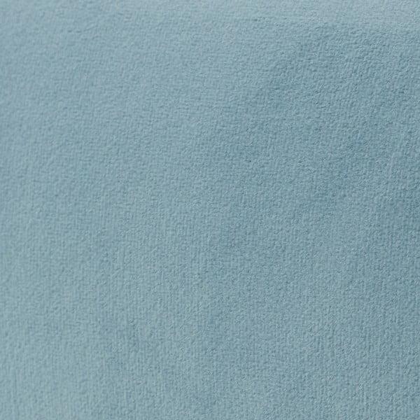 Světle modré křeslo Vivonita Kiara