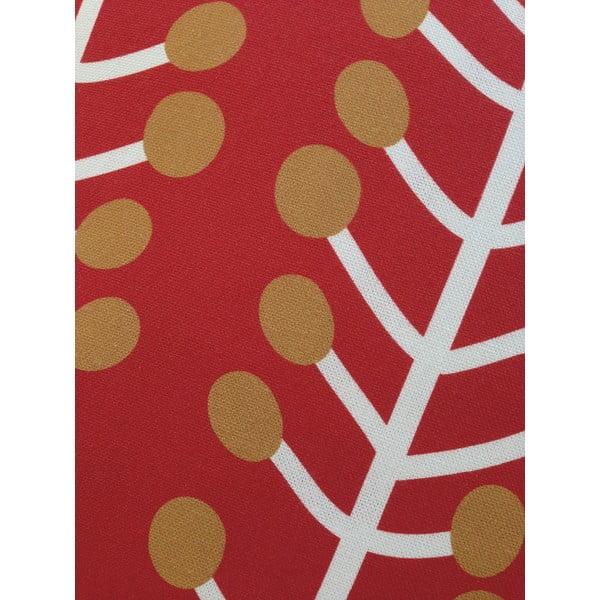 Povlak na polštář Herbs Red, 45x45 cm