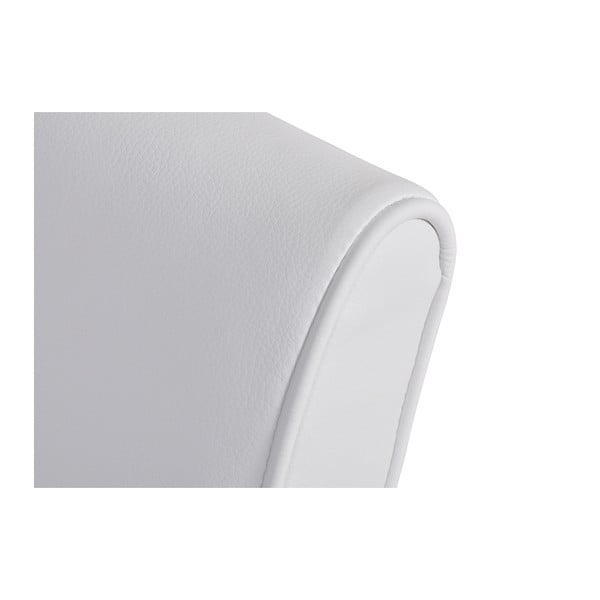Sada 2 bílých židlí Garageeight Murcia