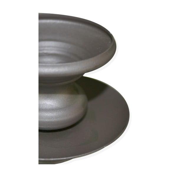 Kovový svícen Candelabrum, 40 cm