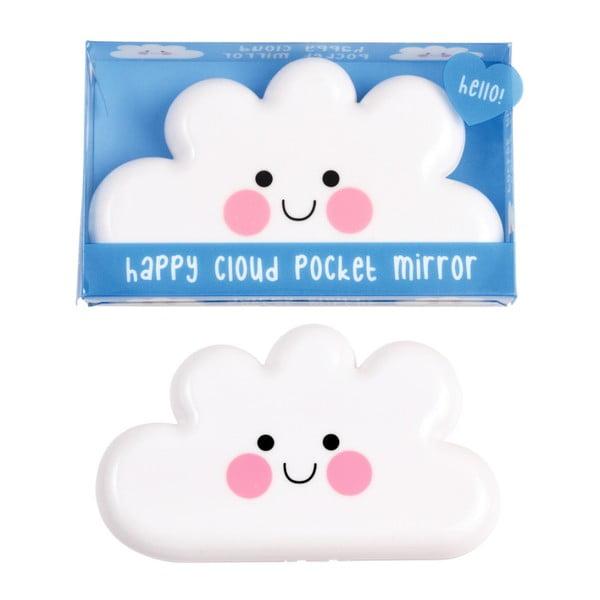 Kapesní zrcátko Rex London Happy Cloud