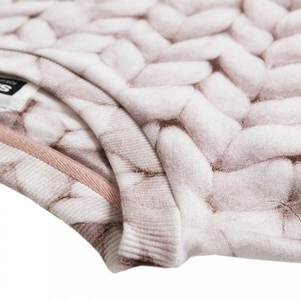 Dámská růžová mikina Snurk Twirre, vel. M