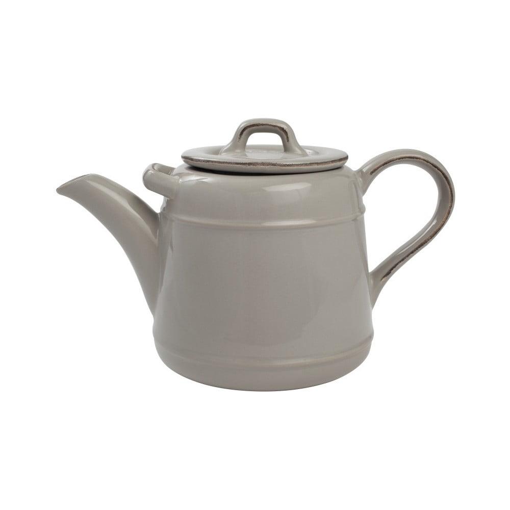Šedá keramická konvice na čaj T&G Woodware Pride of Place