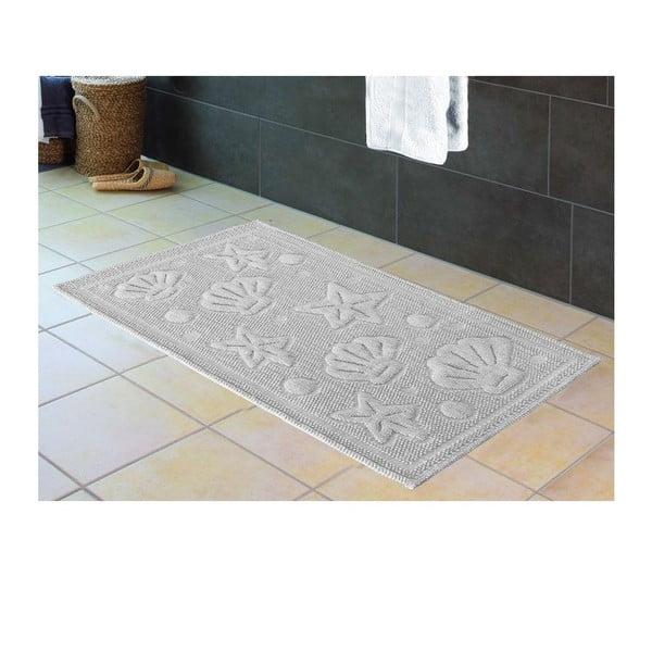 Předložka do koupelny Istra Grey, 60x100 cm