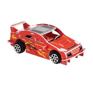 Natahovací skládačka závodního auta Rex London