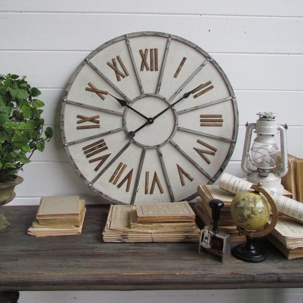 Nástěnné hodiny Industrial Metallo, 65 cm