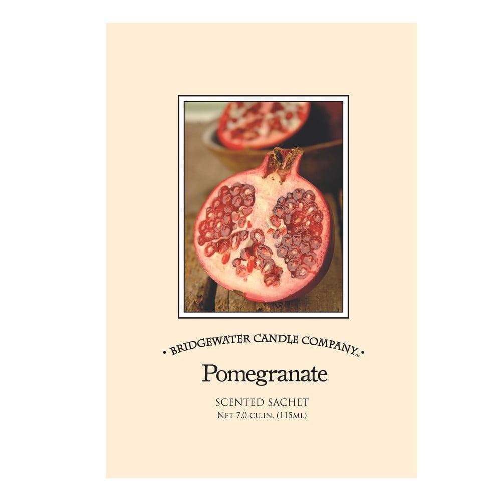 Sáček s vůní granátového jablka Bridgewater Candle