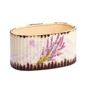 Keramický květináč Lavender