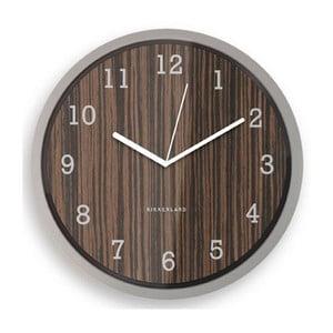 Hodiny Wood Venner, 20 cm