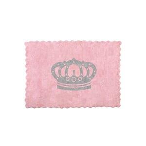 Koberec Corona 160x120 cm, růžový