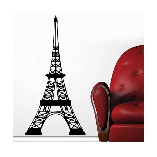 Vinylová samolepka na stěnu Eiffelova věž