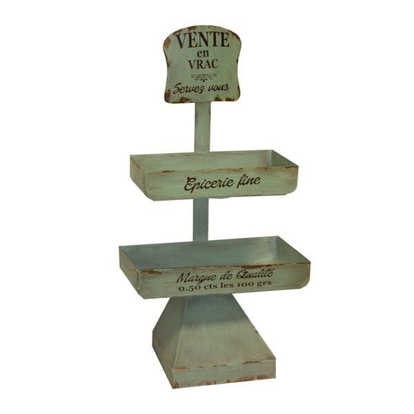 Suport cu două etaje pentru prăjituri Antic Line Vente En Vrac
