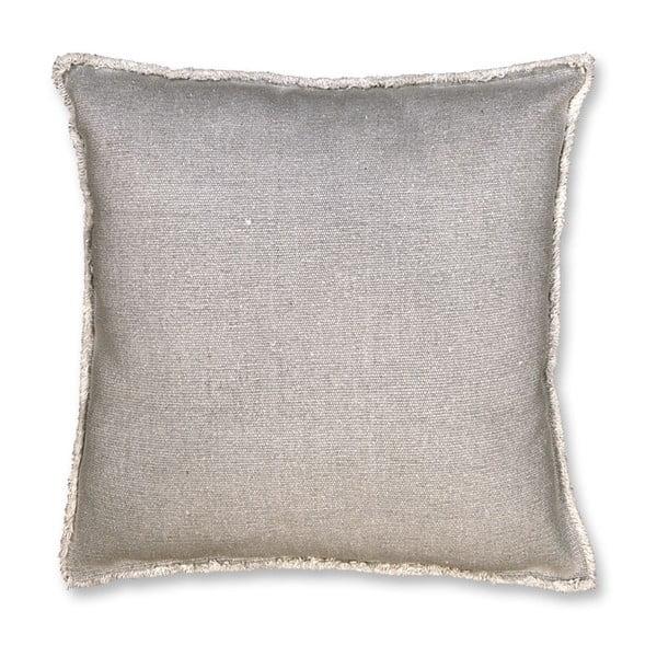 Polštář Siem 45x45 cm, šedý