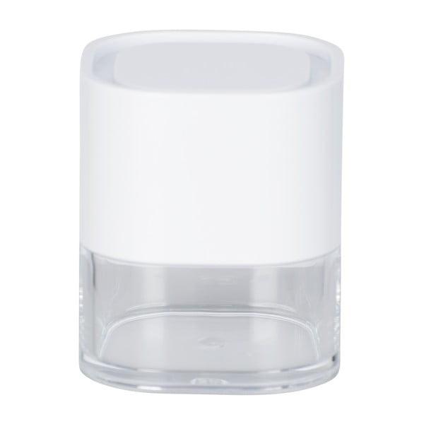 Biały pojemnik do przechowywania Wenko Oria