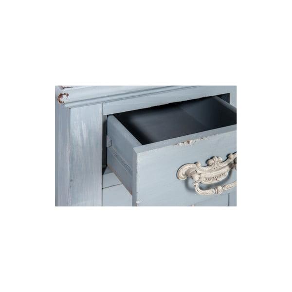 Toaletní stolek se stoličkou Blue