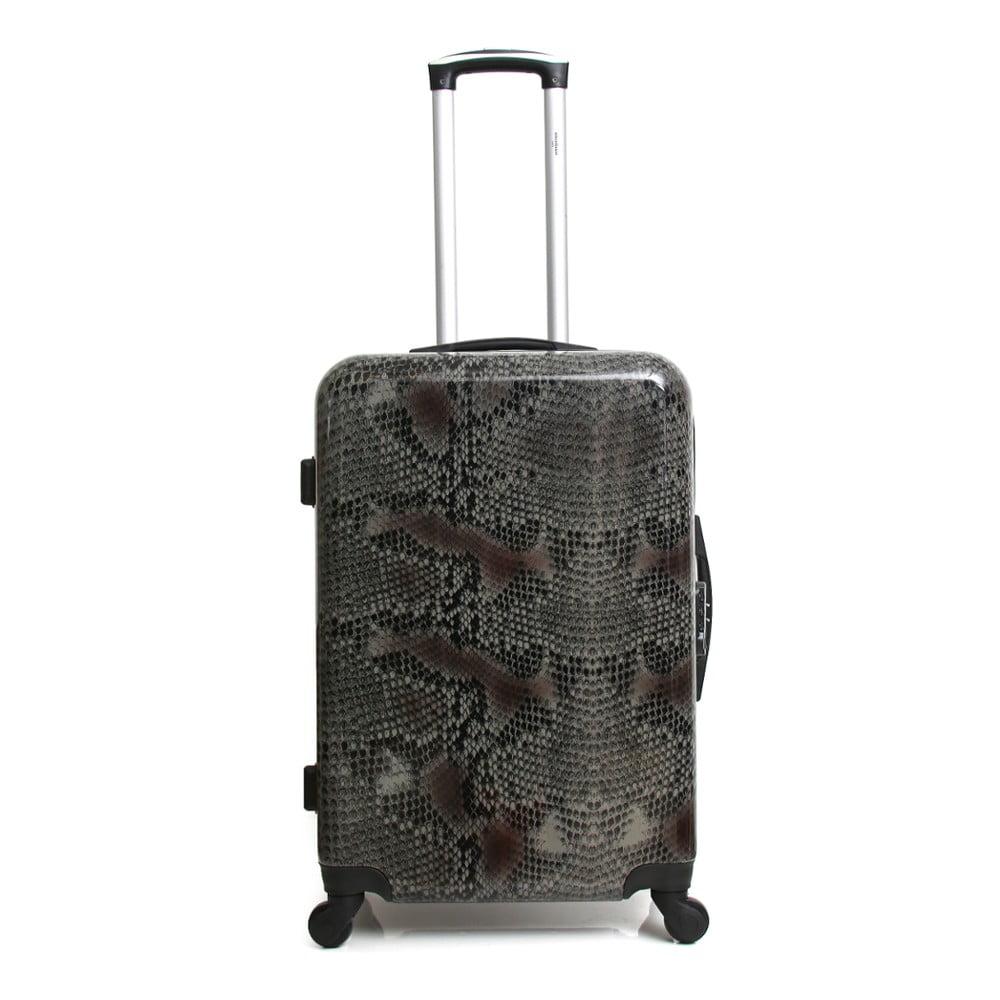 Cestovní kufr na kolečkách s potiskem Infinitif Lille, 42 l