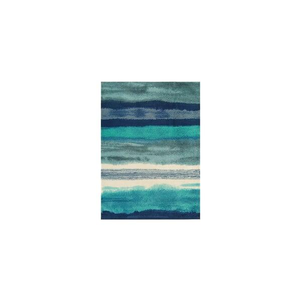 Koberec Boca Oslo Stripe Blue, 120x170 cm