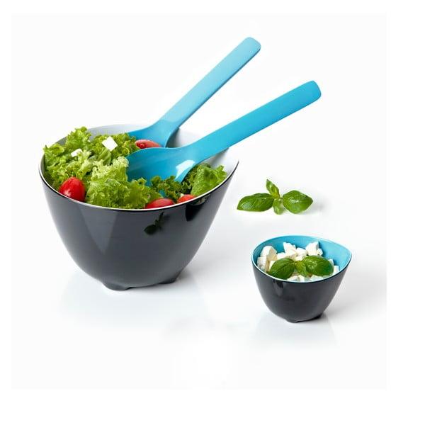 Salátová mísa, fialová