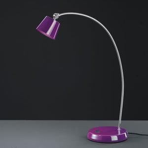 Stolní lampa Trio 5226 Serie, fialová