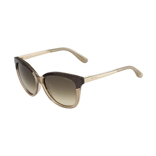 Sluneční brýle Jimmy Choo Ines Mud/Brown