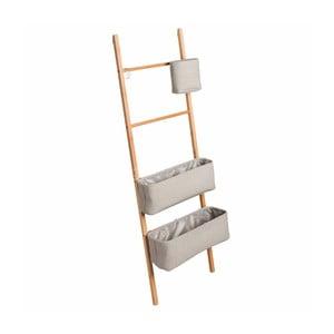 Světlý koupelnový držák InterDesign Wren Bath Ladder