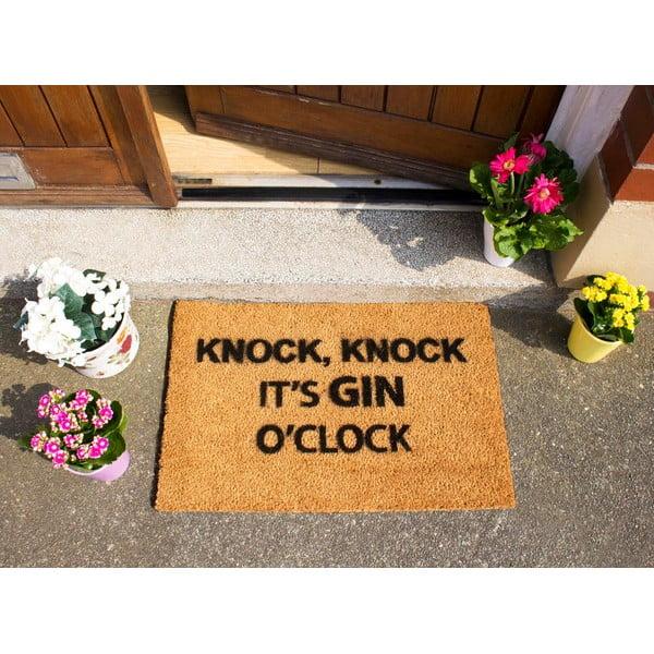 Rohožka Artsy Doormats Gin O'Clock,40x60cm