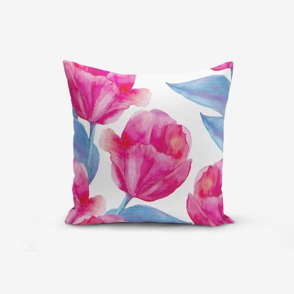 Aquarelle Lale pamutkeverék párnahuzat, 45 x 45 cm - Minimalist Cushion Covers