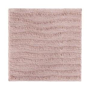 Tmavě růžová koupelnová předložka Aquanova Taro, 60x 60cm