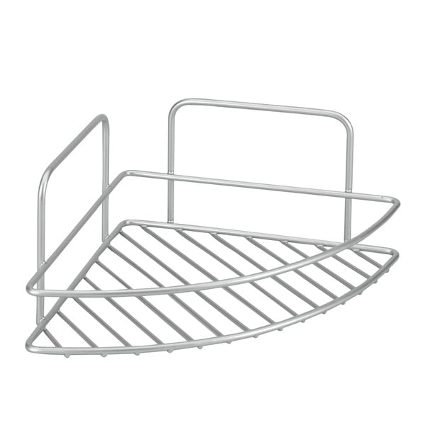 Nástěnná rohová koupelnová polička Metaltex Ref