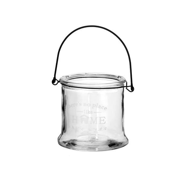 Felinar din sticlă Unimasa Home