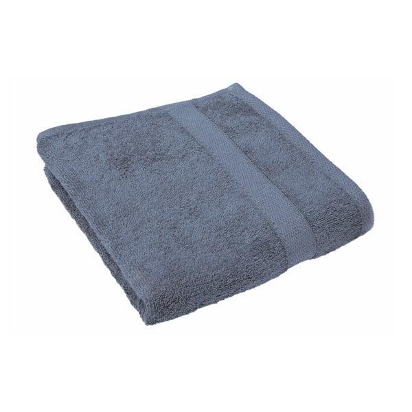 Modrý ručník Tiseco Home Studio, 50 x 100 cm